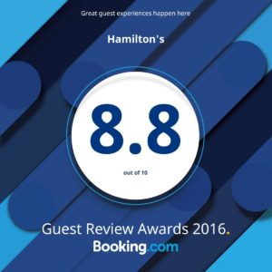 bookings.com 2016 awards